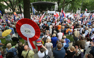 PO: Będzie zawiadomienie do prokuratury ws. demonstracji KOD w Radomiu