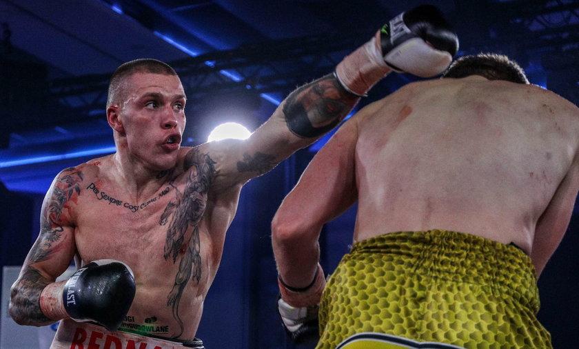 Kamil Bednarek, boks