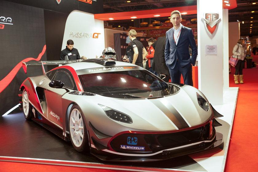 Samochód Hussarya GT