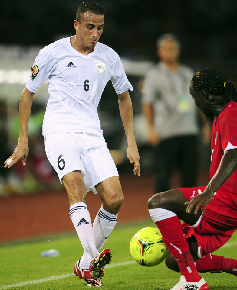 EQUATORIAL GUINEA SOCCER AFRICA CUP OF NATIONS