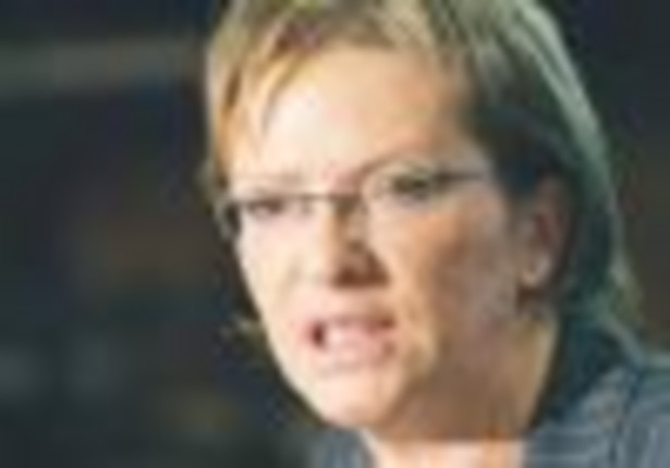 – Nie będzie dodatkowych opłat dla pacjentów – zapewnia Ewa Kopacz, minister zdrowia Fot. Marek Matusiak