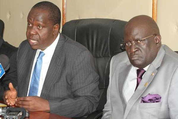 I do not know why Matiang'i was sacked from UoN – Prof George Magoha