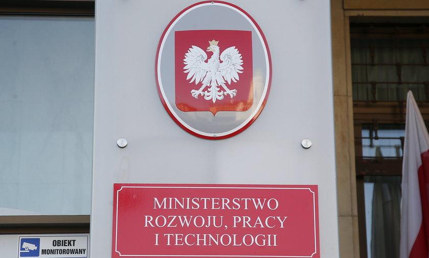 MINISTERSTWA