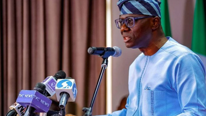 Image result for images of Babajide Sanwo-olu