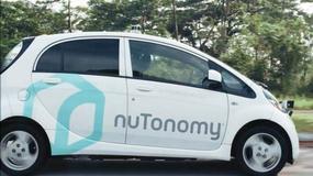 Boston otwiera się na autonomiczne auta