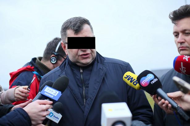 Zbigniew S. został zatrzymany we wtorek na polecenie Prokuratury Okręgowej w Kielcach przez policjantów z Komendy Wojewódzkiej Policji