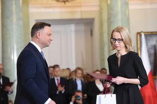 Horbaczewski: Czerwińska ma duże doświadczenie w administracji rządowej