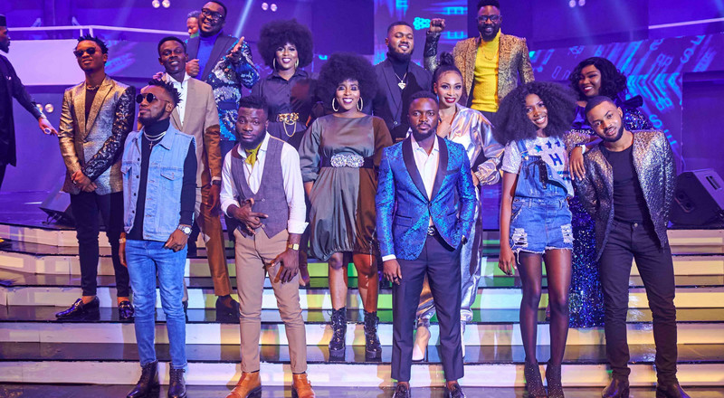 MTN Y'ello Star: 5 contestants for exclusion after 3rd week performances