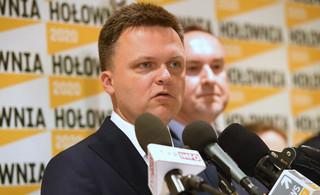 Hołownia: Za tydzień znów ruszam w trasę; ruch Polska 2050 rośnie w siłę