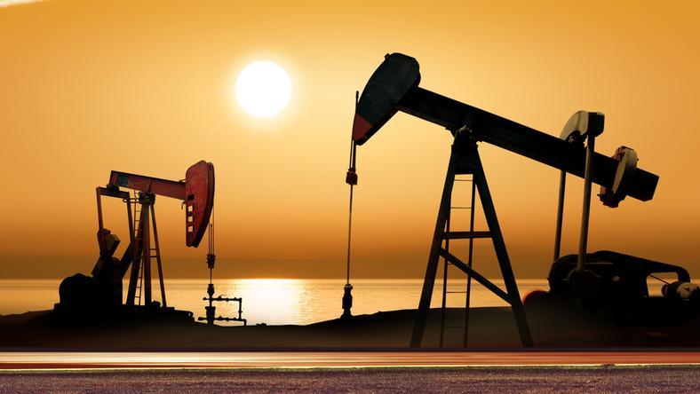 Ceny ropy i paliw