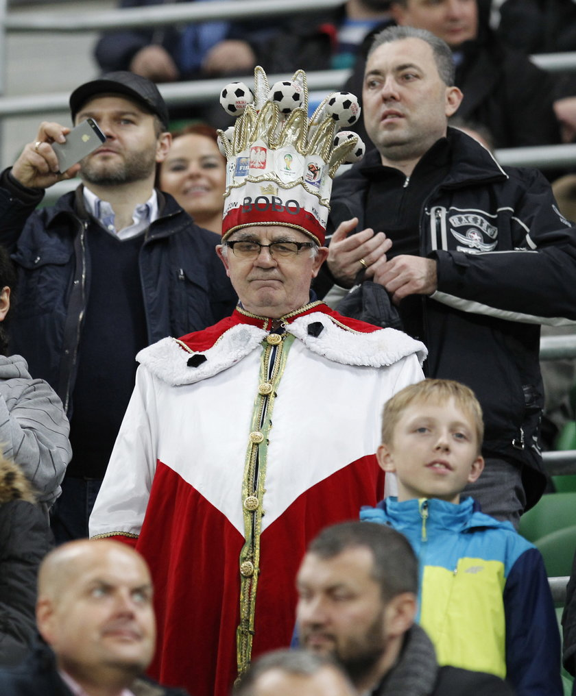 VIP-y wspierały biało-czerwonych podczas wygranej z Czechami! GALERIA