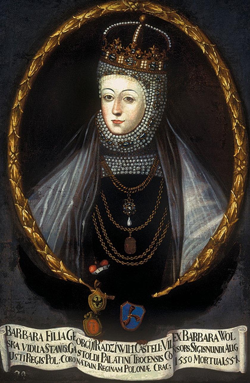 Barbara Radziwiłłówna