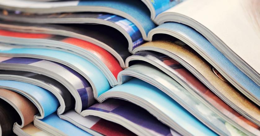 Czytelnicy nadal chętnie sięgają po magazyny luksusowe