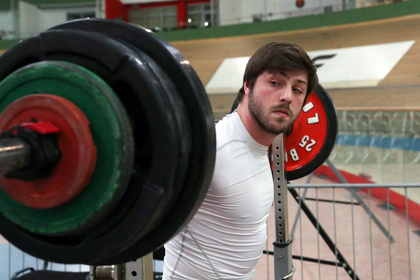 Mateusz Rudyk (26 l.) to największa polska nadzieja na medal olimpijski w kolarstwie torowym.