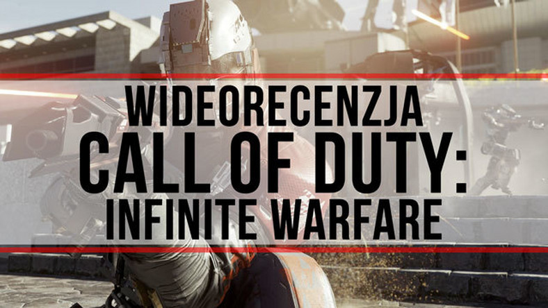 Wideorecenzja Call of Duty: Infinite Warfare