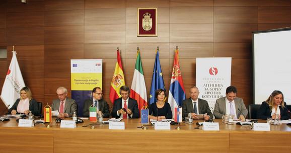 U Beogradu predstavljen Tvining projekat