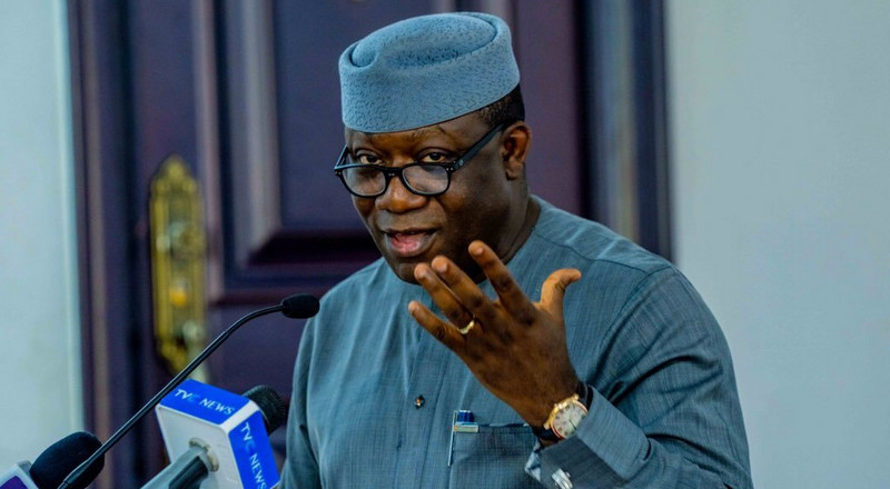 Gov Fayemi of Ekiti explains why he didn't campaign for APC's Osagie Ize-Iyamu during Edo governorship election