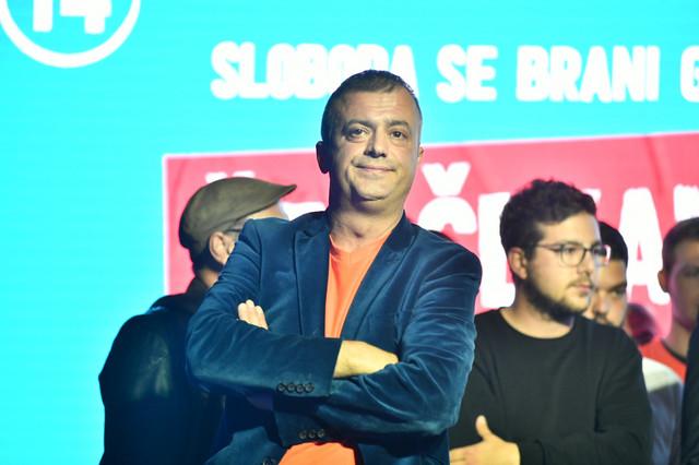 Sergej Trifunović ponudio ostavku