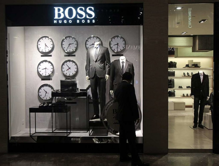 Hugo Boss przeprasza Polaków za...