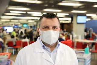 Dr Zaczyński: Dopóki liczba hospitalizacji nie spada, lockdown powinien być utrzymany