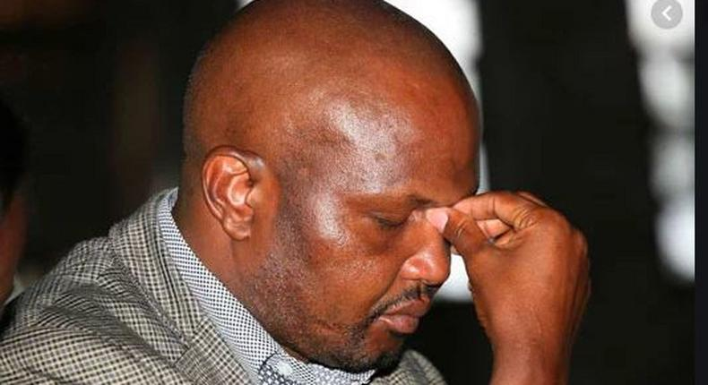 Moses Kuria reveals how the president's family frustrated him, leading to fallout with uhuru