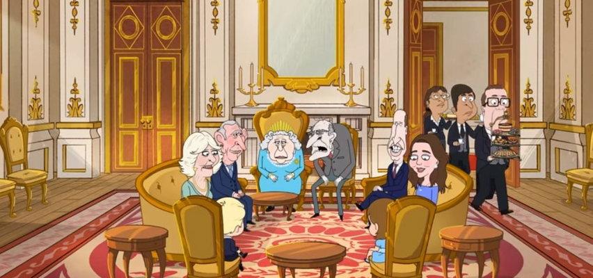 Zrobili prześmiewczy serial o rodzinie królewskiej. Fani royalsów są oburzeni!