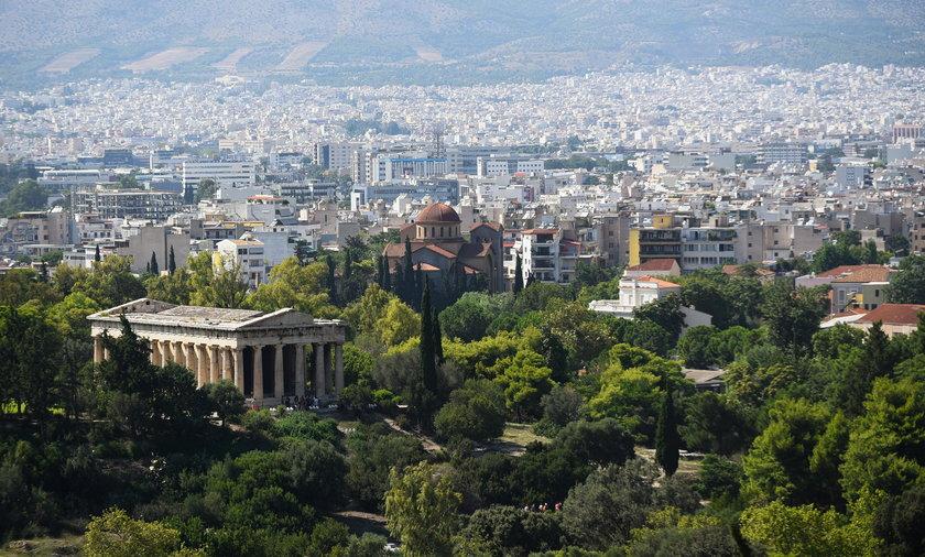 Zycie codzienne w Grecji