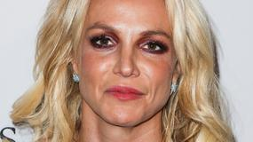 Britney Spears na imprezie poprzedzającej Grammy 2017 nie wyglądała zbyt korzystnie