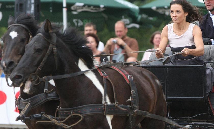 Gałkowo Sharp Cop 2012 - Kinga Rusin