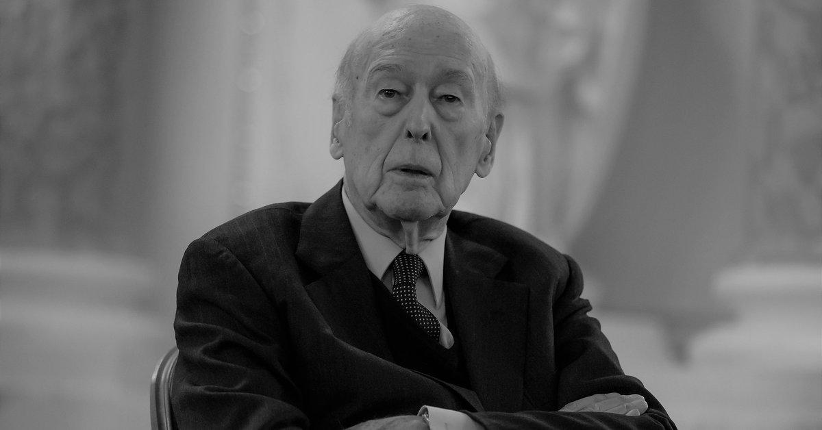 Zmarł były prezydent Francji Valery Giscard d'Estaing. Miał koronawirusa - Wiadomości