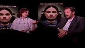 Sierota - Vera Farmiga i Peter Sarsgaard o filmie