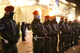 Rząd chce, by zewnętrzne firmy ochrony w MON były kontrolowane przez Żandarmerię Wojskową