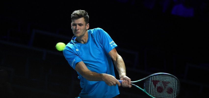 ATP w Wiedniu. Hubert Hurkacz odpadł w pierwszej rundzie. Udany rewanż legendy