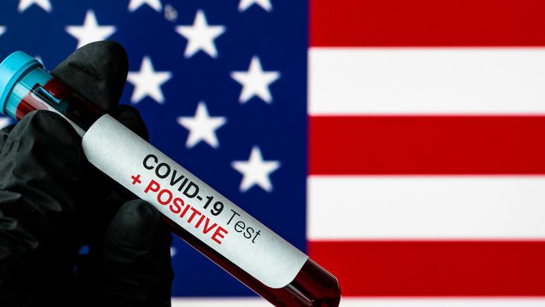 Covid-19 w USA
