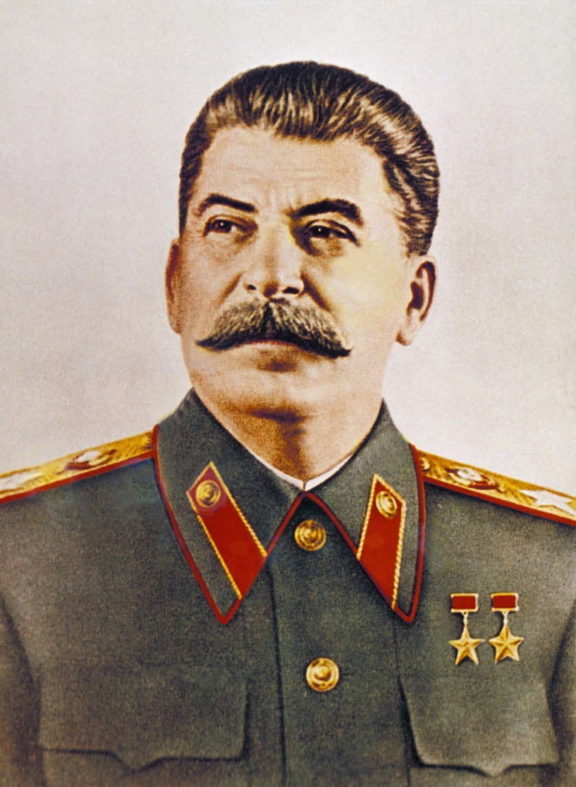 Wnuk Stalina zmarł na ulicy