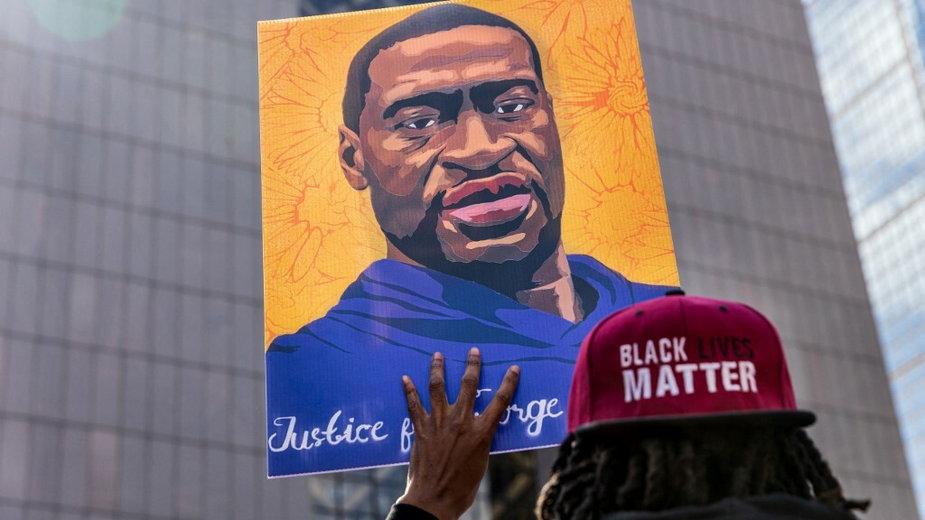 Protest po śmierci George'a Floyda