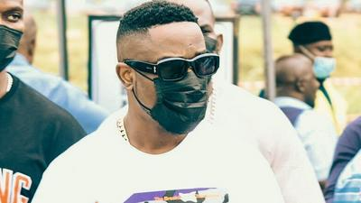 'Ghanaians don't give Sarkodie enough credit after putting Ghana on the map' - Nigerian presenter