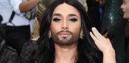 Conchita Wurst wyglądała lepiej niż...