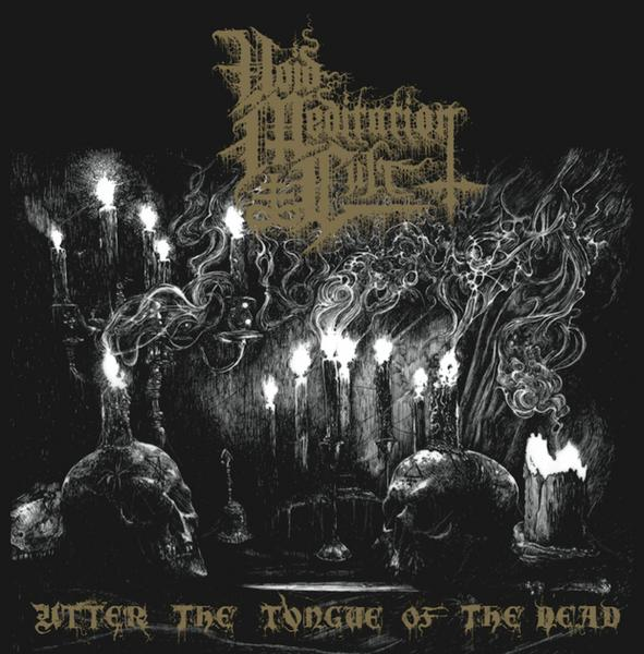 "VOID MEDITATION CULT – ""Utter the Tongue Of The Dead"""
