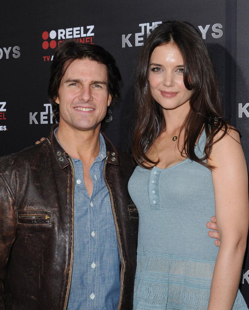 Tom Cruise i Katie Holmes