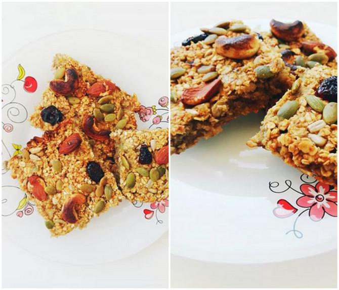 Pečena ovsena kaša je brz, zdrav i dijetalni obrok