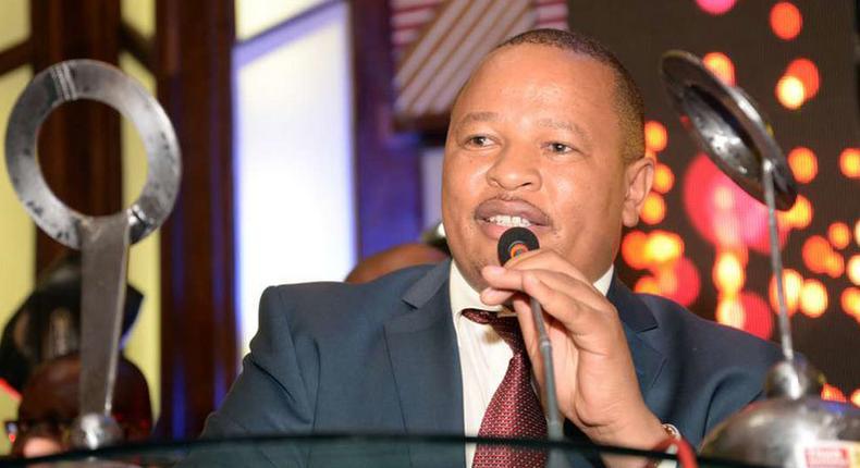 New Equity Bank Kenya Managing Director Gerald Warui