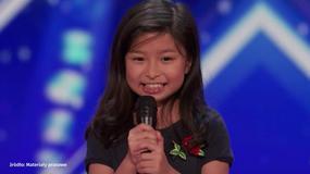 """9-latka z """"Mam talent"""" śpiewa niczym Celine Dion!"""