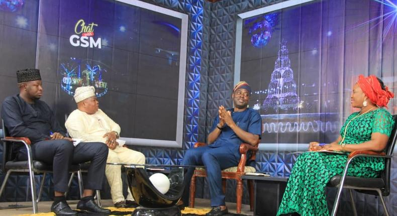 Oyo State Governor Seyi Makinde quarterly media chat