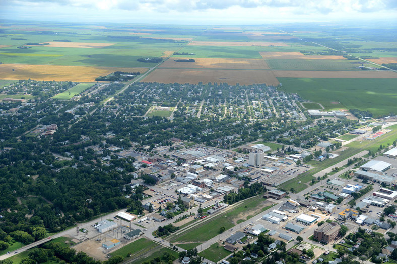 Dauphin, Manitoba (fot. DauphinEDT)
