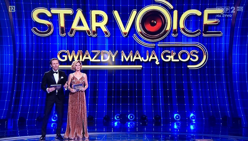 """Prowadzący """"Star Voice. Gwiazdy mają głos"""""""
