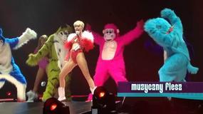 Setki skarg na koncerty Miley Cyrus, Edyta Bartosiewicz rusza w trasę koncertową - flesz muzyczny