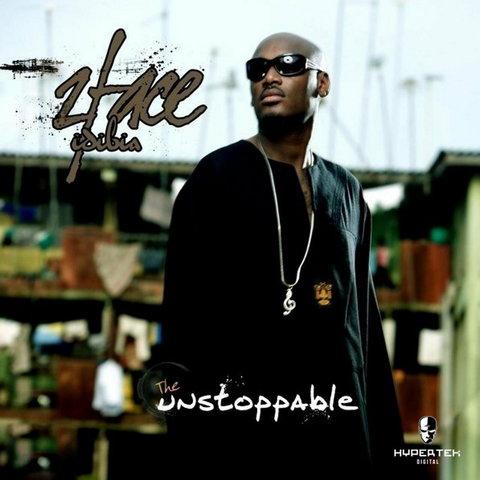 2face Idibia Unstoppable album cover [iTunes/2faceIdibia]