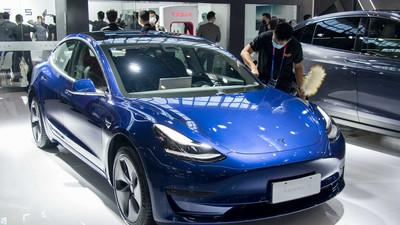 Tesla's China sales took a major hit after months of PR crises