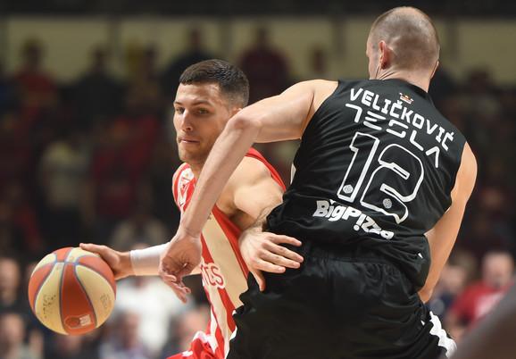 Bili Beron je pokazao sve kvalitete koje poseduje protiv Partizana